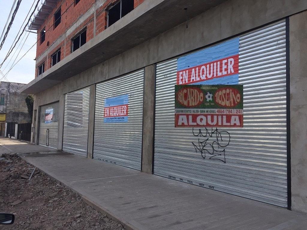 Local en Alquiler Av. Peron al 2900