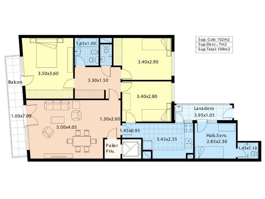 Departamento  en Venta ubicado en Barrio Norte, Capital Federal - LAR1395_LP122056_1