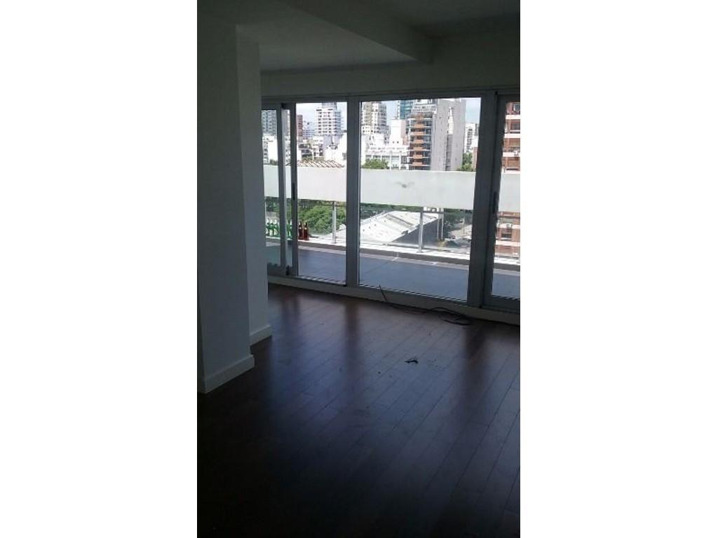 1 AMB - 44m² - APTO CREDITO - balcón terraza -VISTA PANORÁMICA - VIG. 24HS - AMENITIES