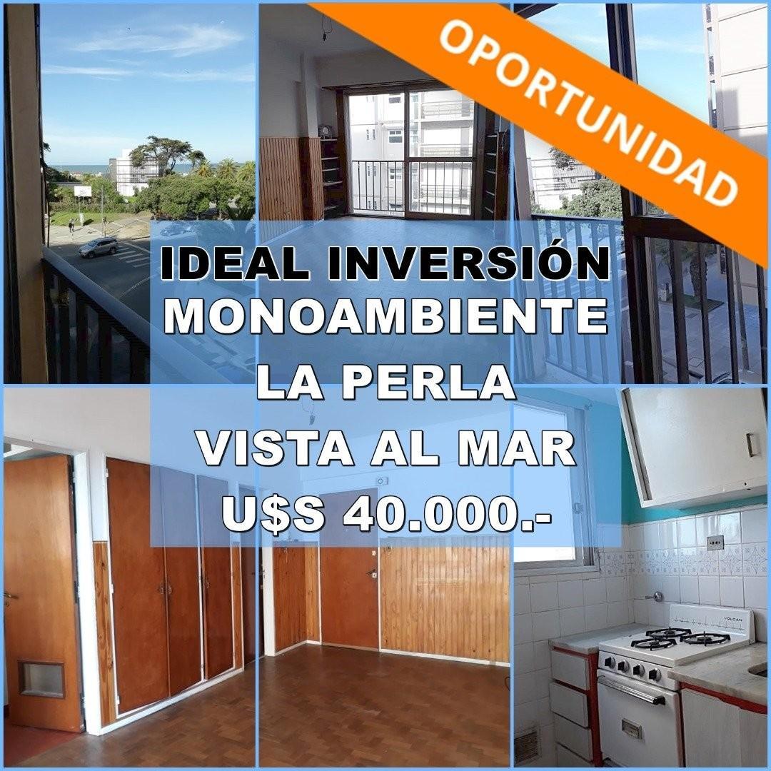 Departamento en Venta en La Perla Norte - Monoambiente