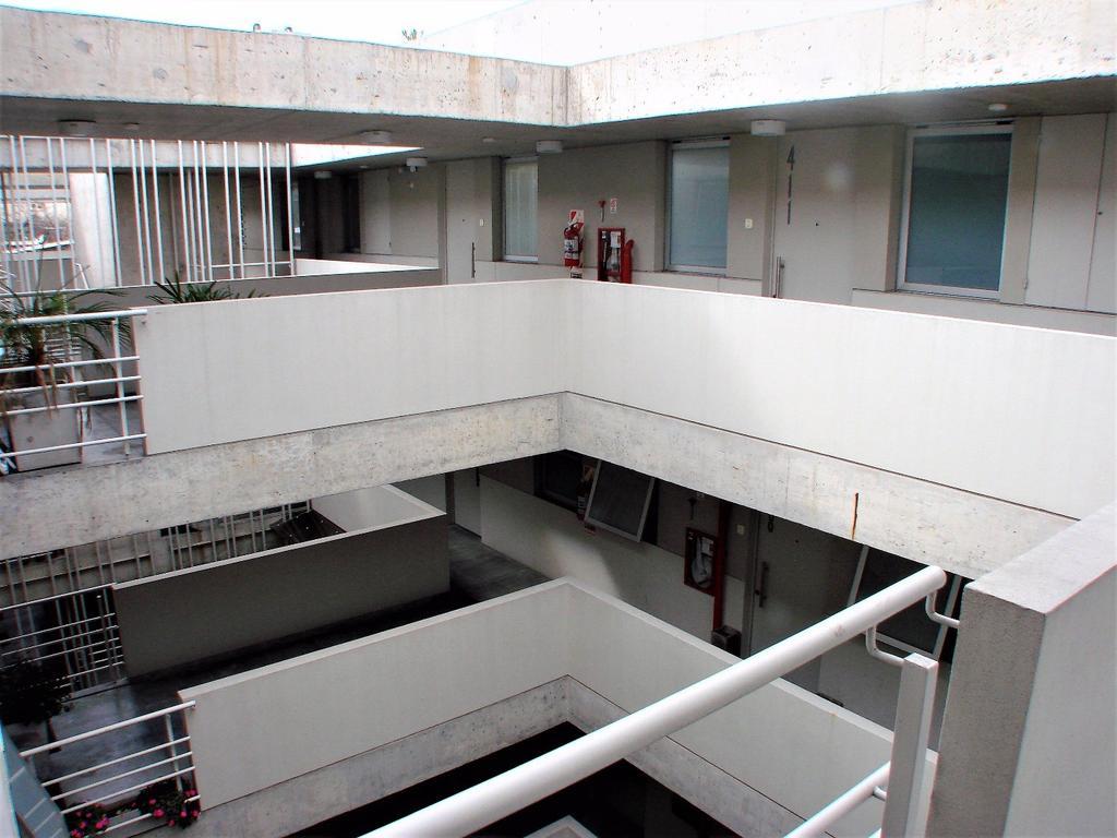 Uspallata 700 - Monoambiente con Balcón, Terraza, Parrilla y Cochera