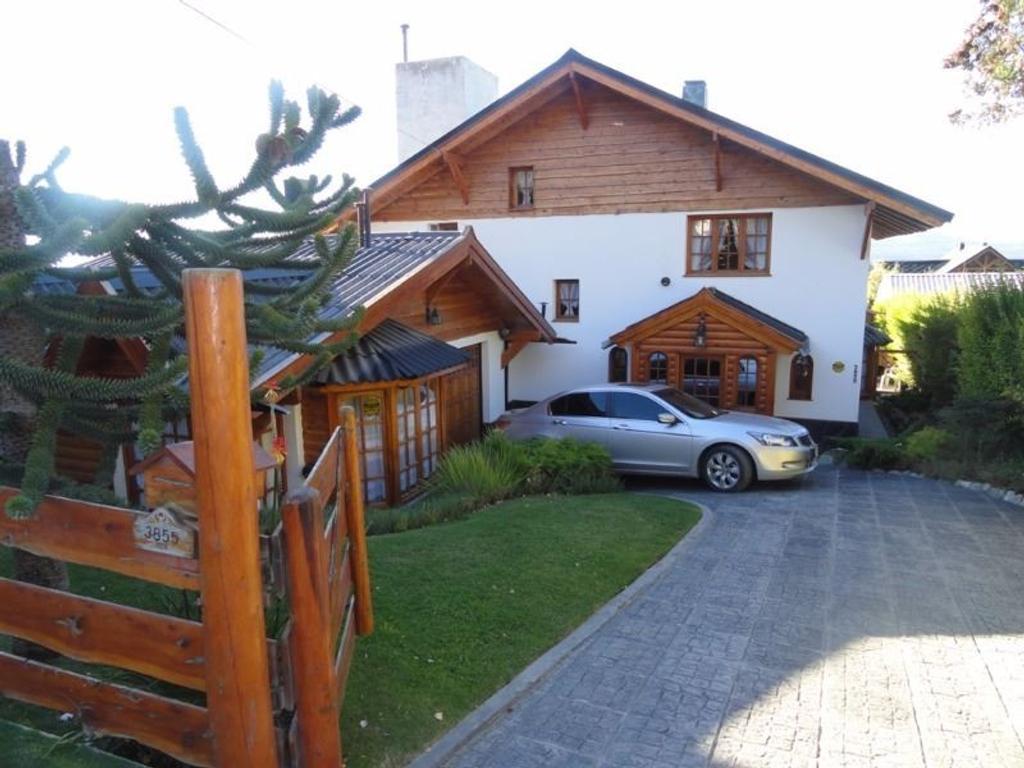 Excelente casa Km 3,800 Vista lago