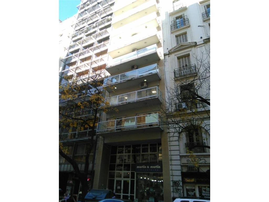 Av Cordoba 1300 - Excelente piso de oficinas en edificio de categoria