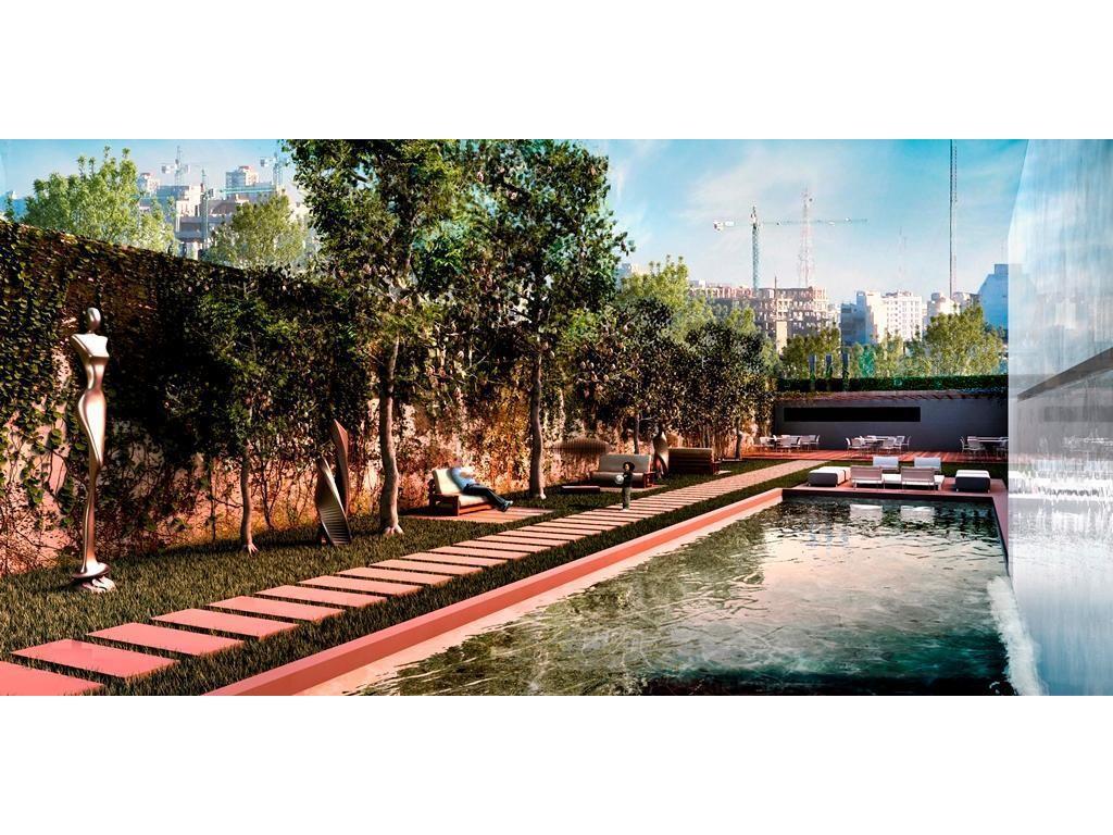 En construccion - Cabrera 3900 - Palermo - 2 Ambientes
