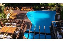 Complejo de 11 unidades + piscina + dpto para casero en Las gaviotas