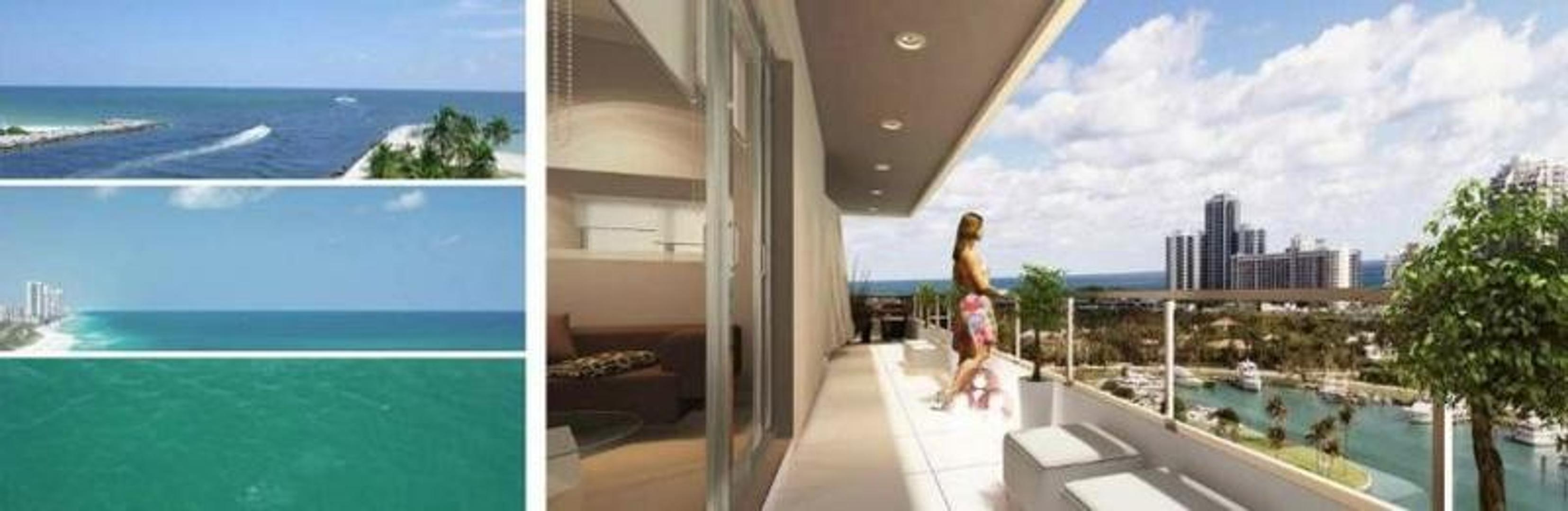 Departamento en venta 3 ambientes - Harbour 20Park - Miami