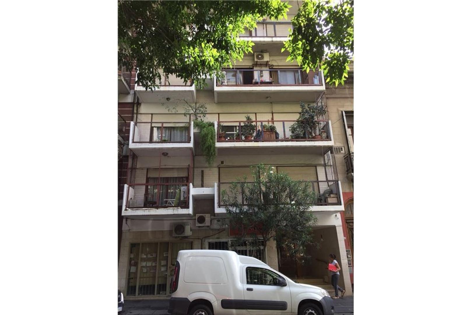 2 amb. balcón APTO CRÉDITO subte H y D Barrio Nort