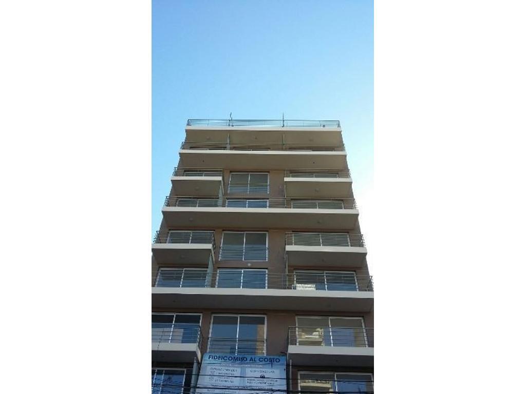 2 ambientes A ESTRENAR. Al contrafrente con balcón. De categoría. Apto profesional. Amenities.