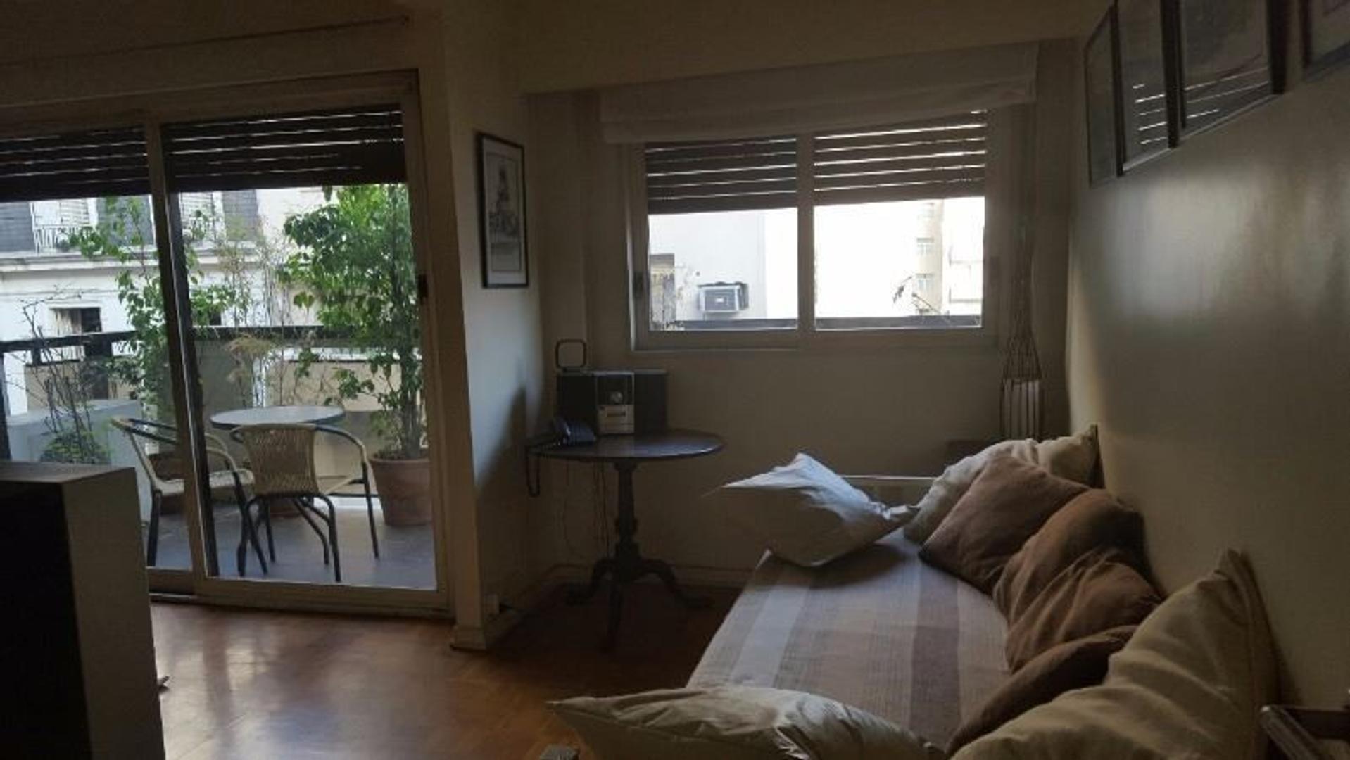 Temporario/3 Ambientes 140 m² luminoso/ Cochera/ Equipado y Amueblado wi fi, telefono,aire acond