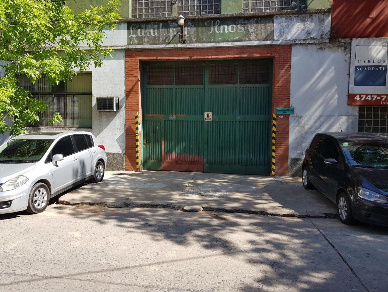 Villa Lynch - Excelente Planta Industrial a 1 cuadra de Av 25 de Mayo