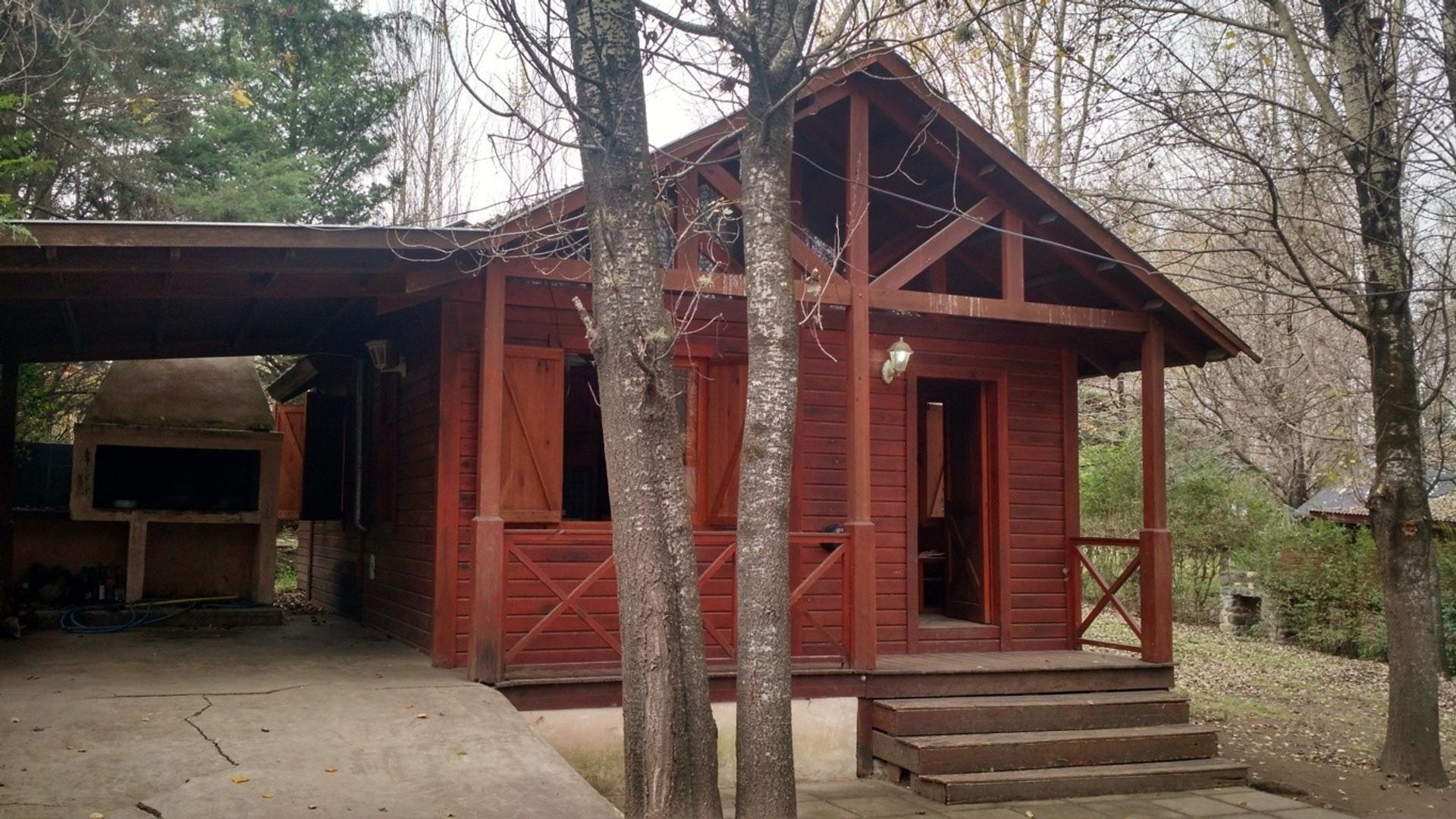 cabaña en Yacanto