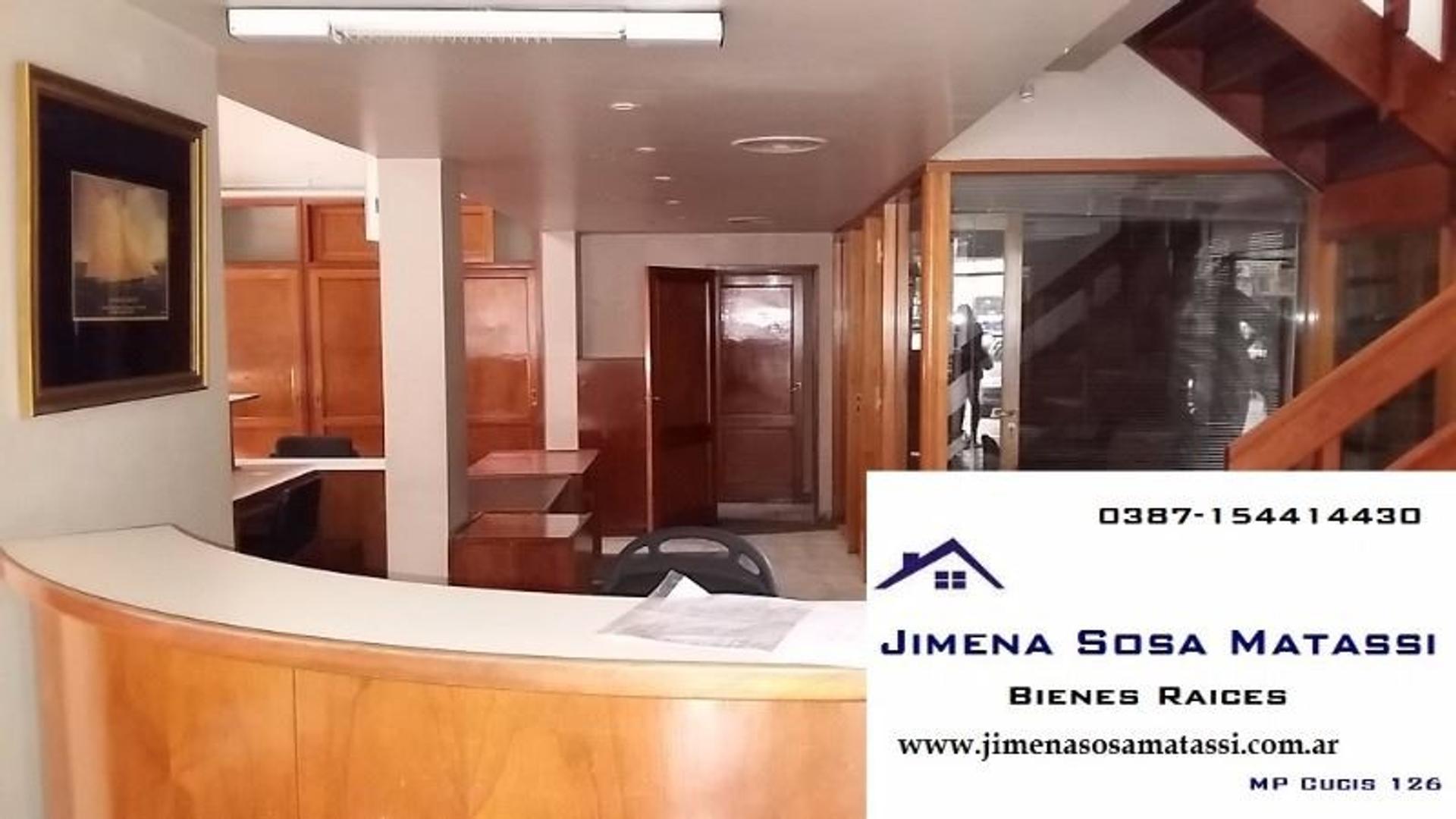 Oficina Zona Centro - Lerma y San Martín -