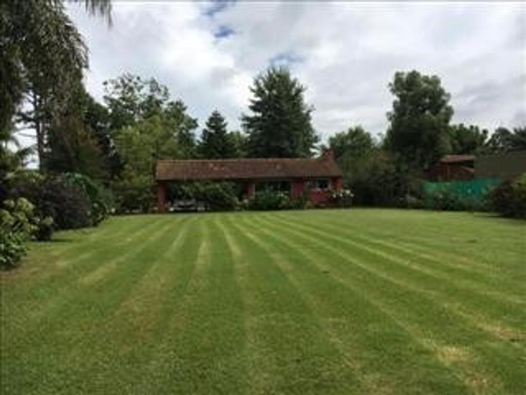 Quinta en Venta en Buenos Aires, Pdo. de Escobar, Loma Verde