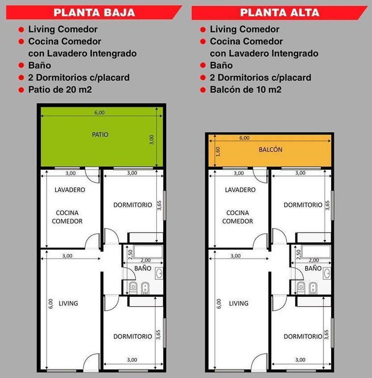 DEPARTAMENTOS EN CONSTRUCCIÓN DE 3 AMBIENTES DE MODERNO Y ELEGANTE DISEÑO EN BARRIO PRIVADO.-