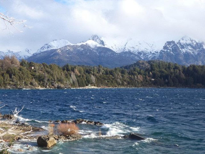 Terreno en Peninsula San Pedro - Bariloche - 8000 m² C/playa privada sobre L.Nahuel Huapi