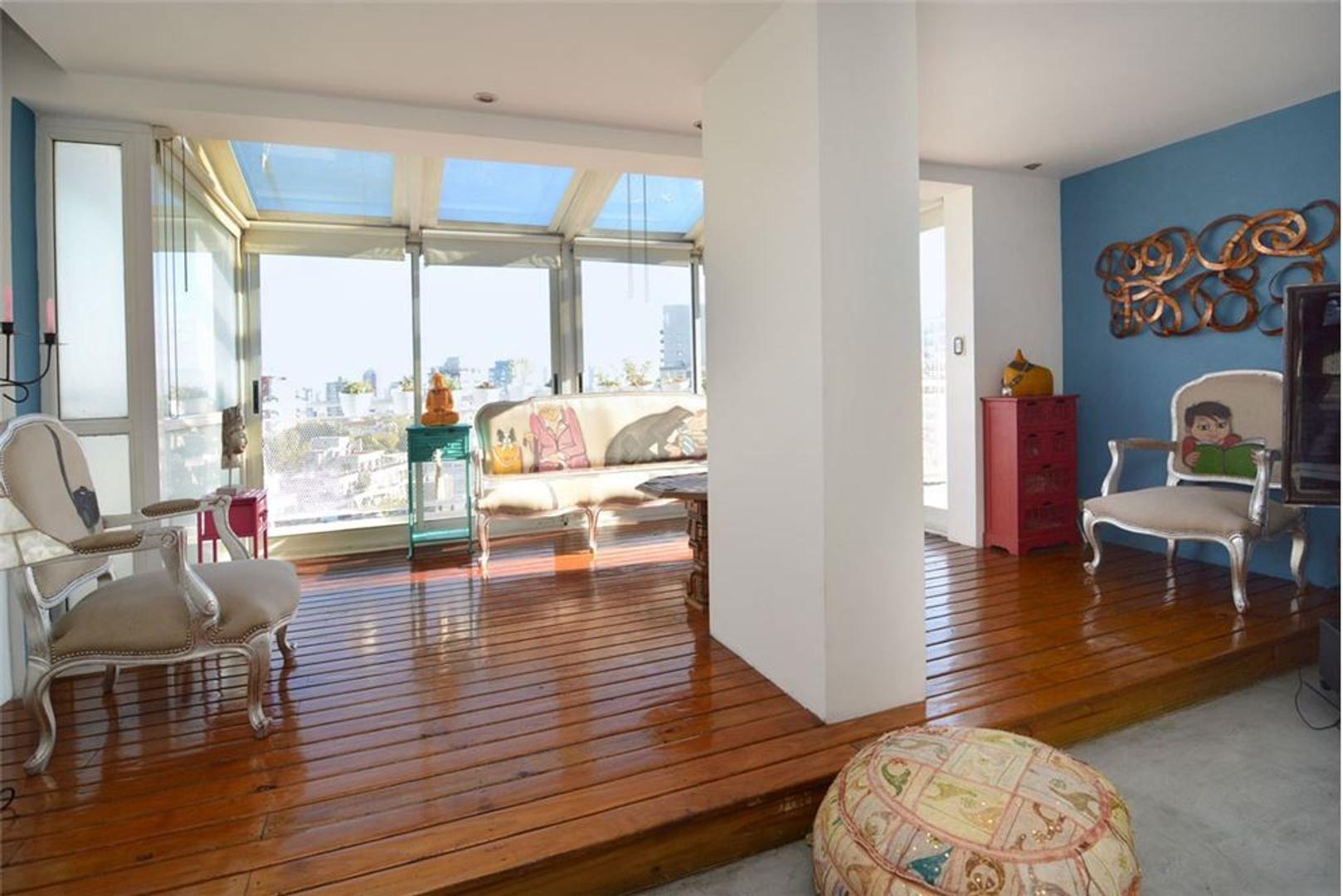 Espectacular departamento tipo Loft de 140 m2