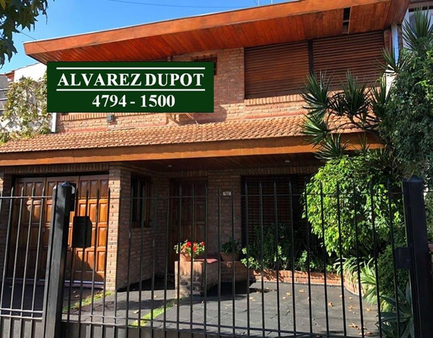 (ALV-ALV-3702) Casa - Venta - Argentina, San Isidro - JUNCAL 500
