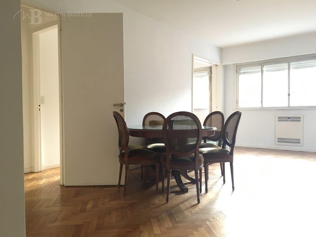 Departamento en venta 2 ambientes - Zona Plaza Vicente Lopez - Recoleta