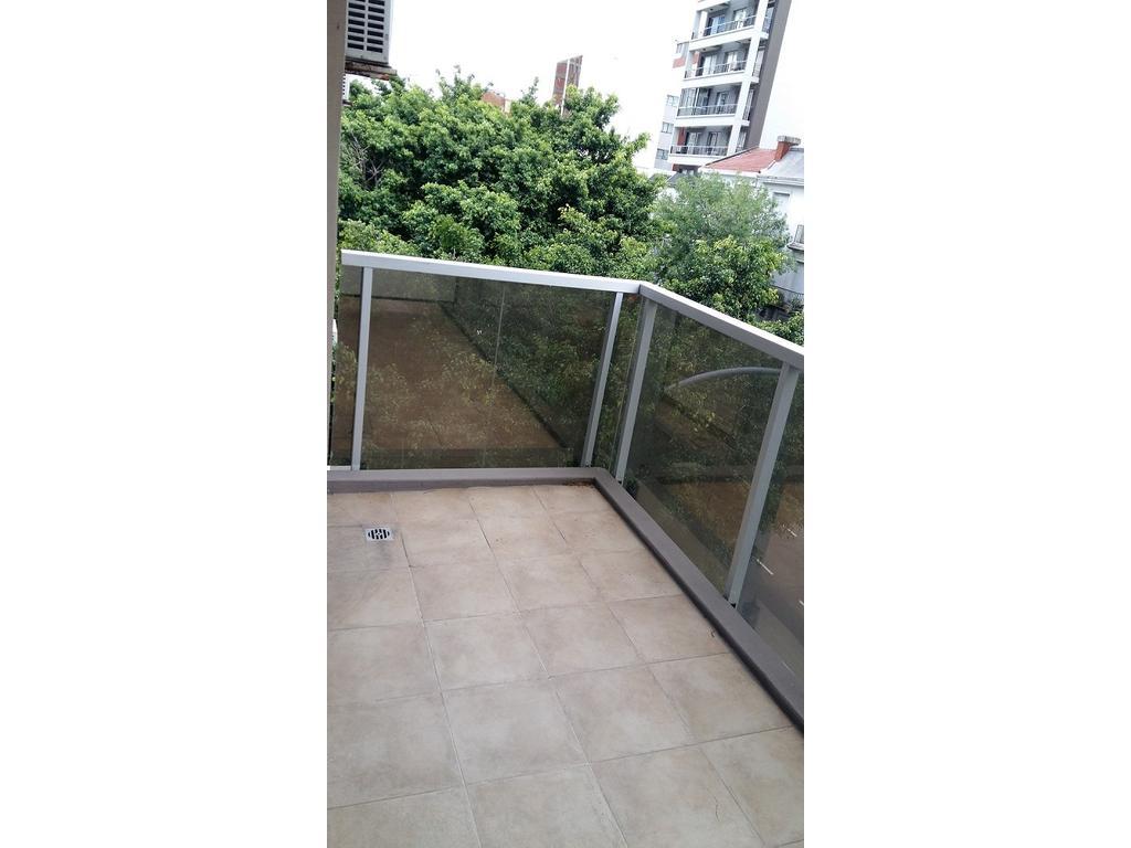 Apto Crédito - Av. Independencia 1330 - Monoambiente Divisible al Frente con Balcón