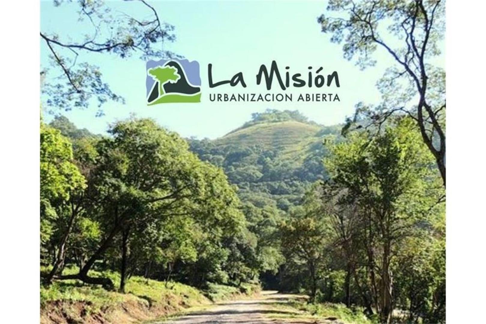 """TERRENO EN LA CALDERA - URBANIZACION """"LA MISION"""""""