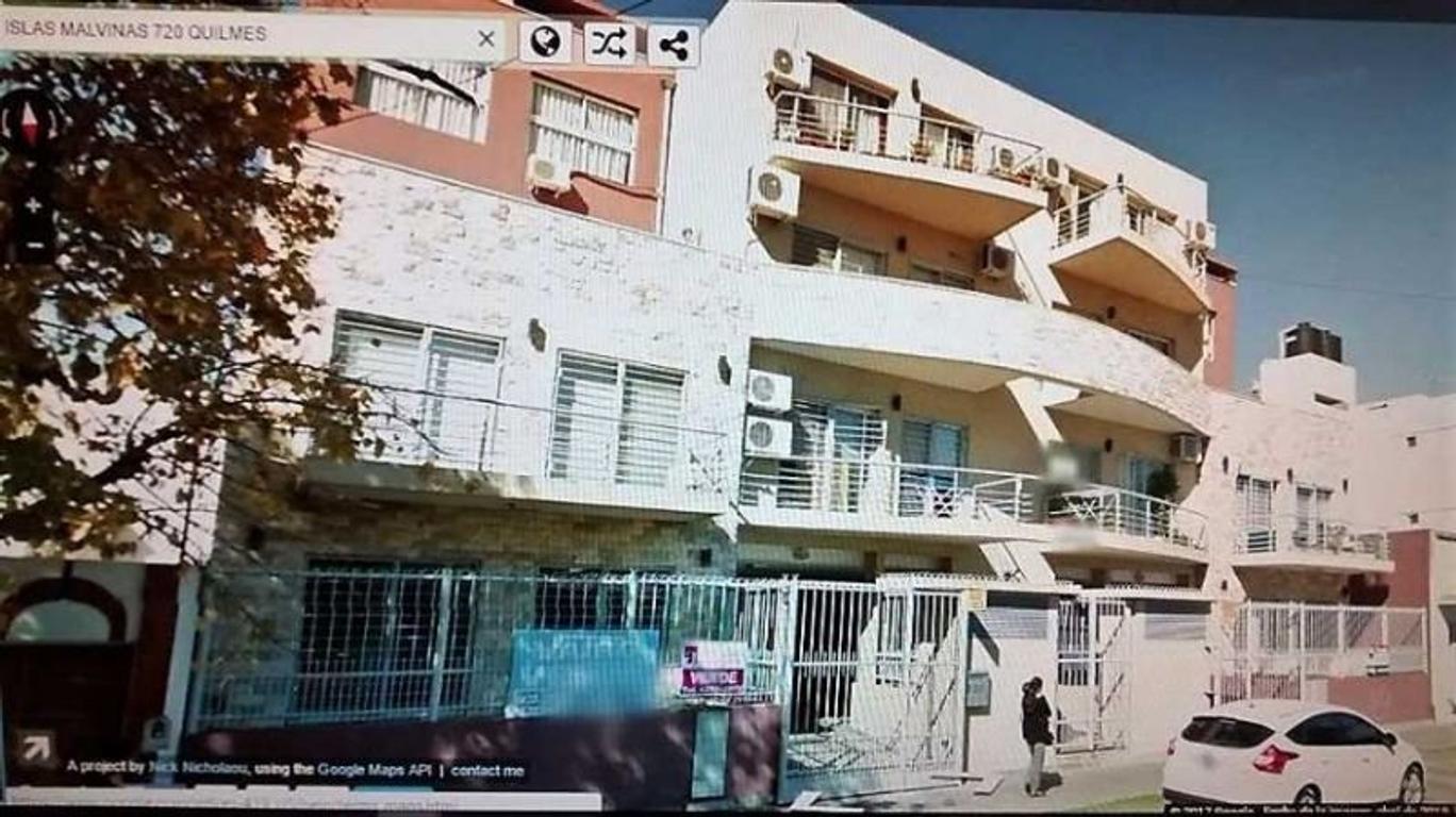 Departamento 3 ambientes con cochera en Quilmes Oeste Centro apto crédito