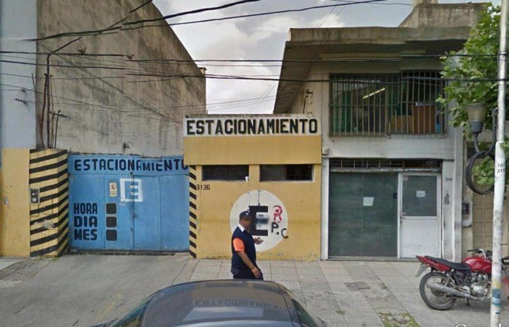EXCELENTE LOTE COMPUESTO DE LOCAL + ESTACIONAMIENTO.SAN JUSTO CENTRO
