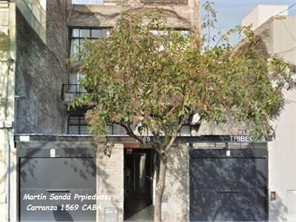 2 Ambientes Duplex - Palermo Hollywood -  Cochera - Sector Parrilla - Escritorio -