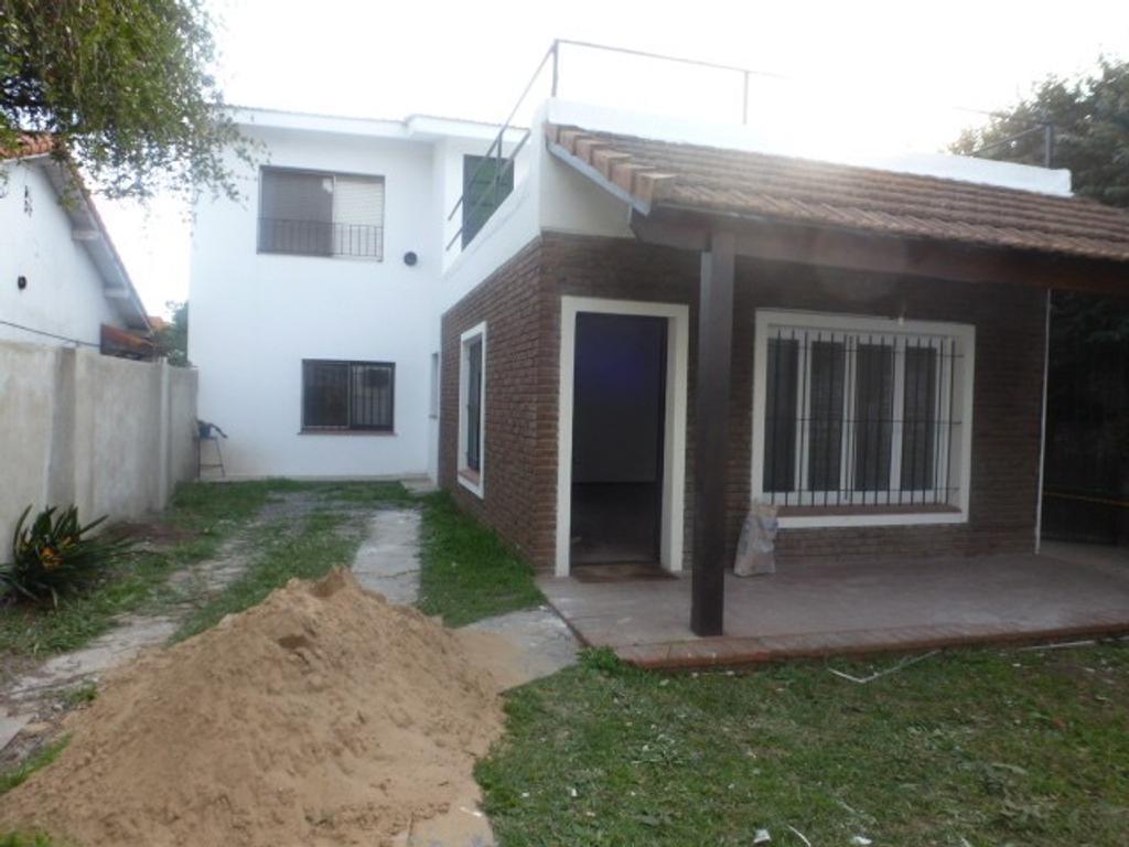 Departamento Tipo Casa En Alquiler En Andres Rolon 638