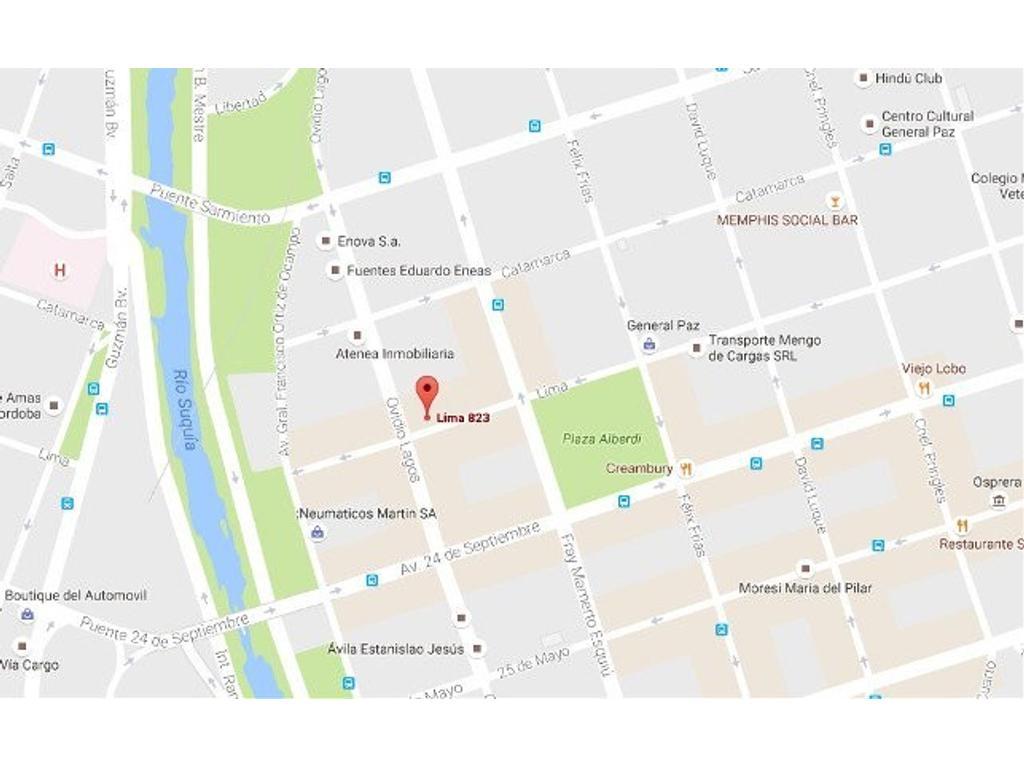 Departamento - Venta - Argentina, CÓRDOBA - LIMA 823
