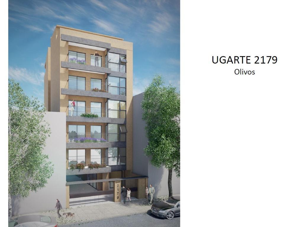BURATTI - 10 Departamentos a estrenar en Ugarte 2100, Olivos. Exc. Construcción.