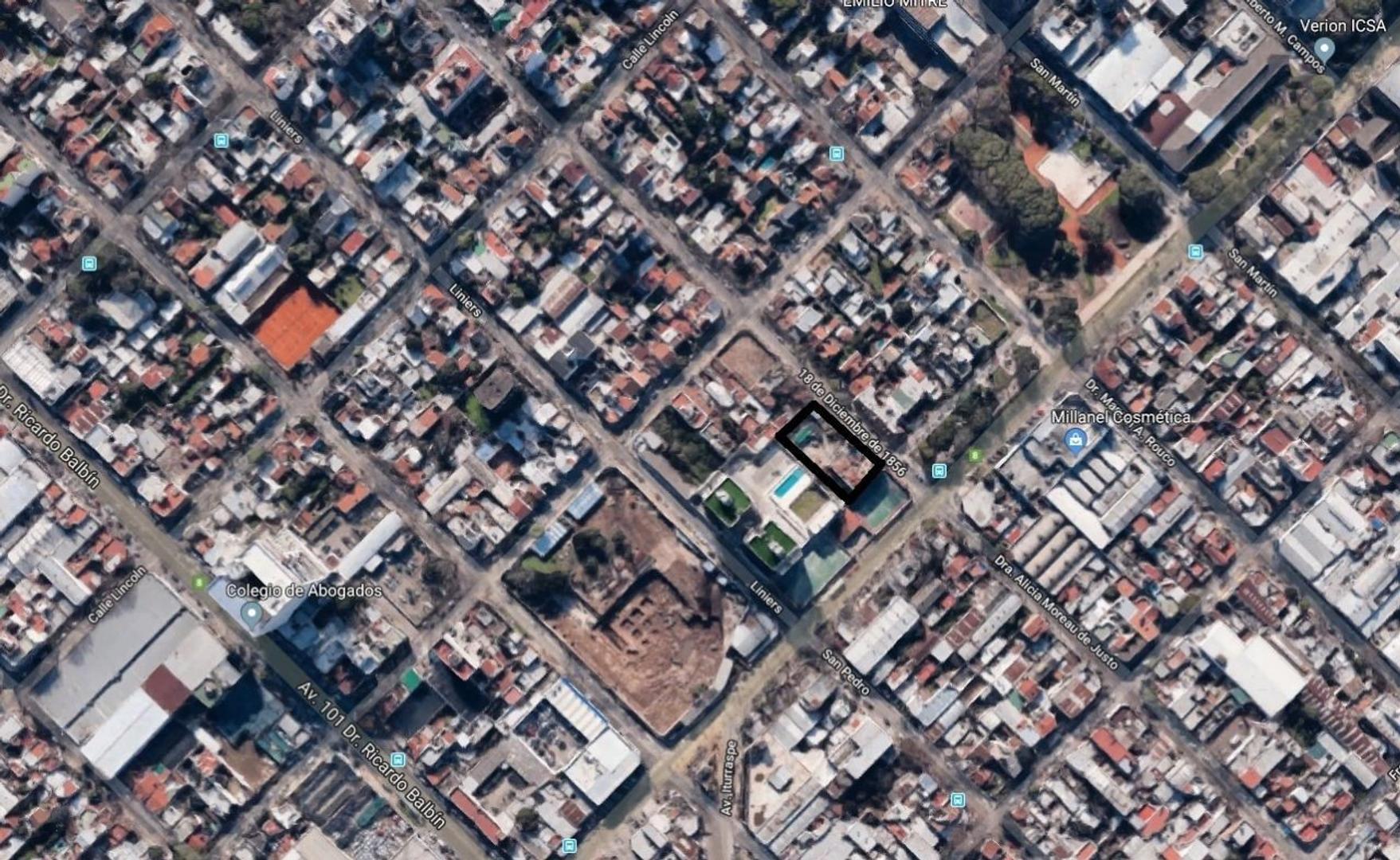 Terreno Lote  en Venta ubicado en San Martin, Zona Norte - MAD1027_LP158130_1
