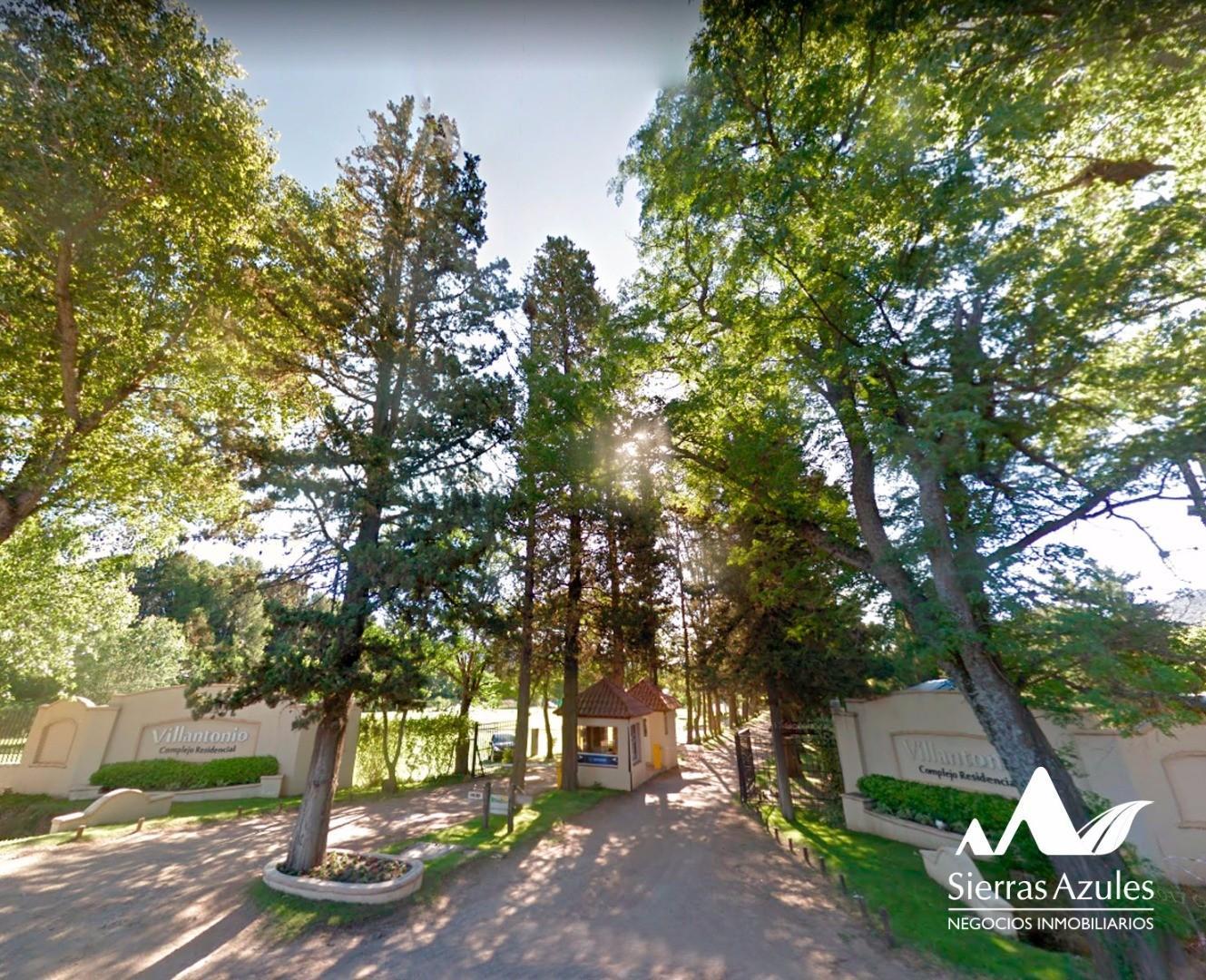 Country Villa Antonio 1ª etapa, lote 600 m2. Las Chacras. San Luis-Argentina