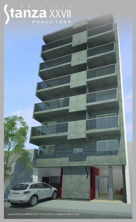 DEPARTAMENTO EN VENTA EN CONSTRUCCION PASCO 1300- Rosario
