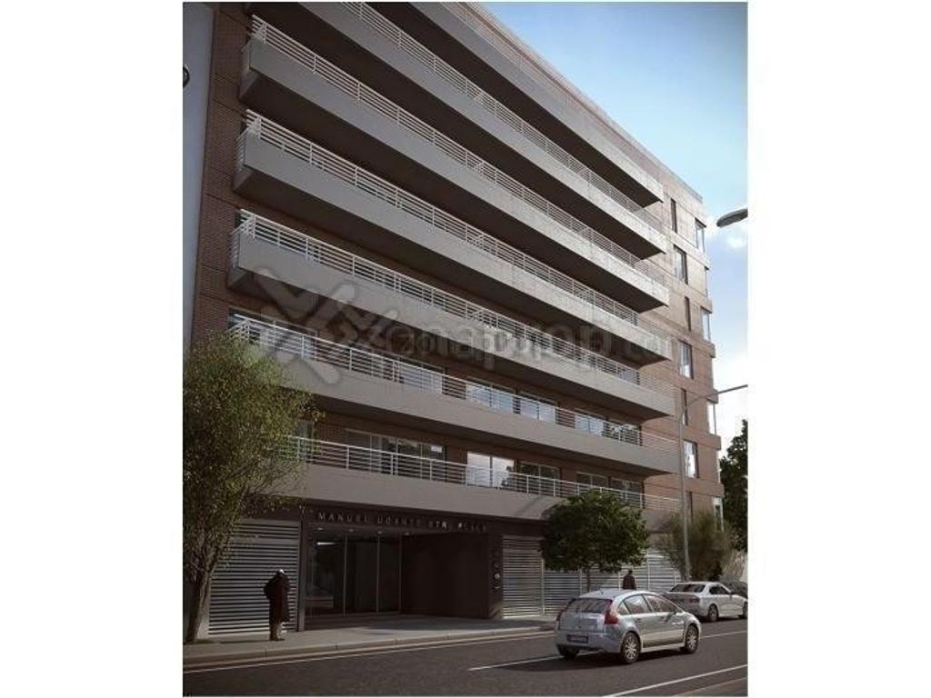 Amplio monoambiente con balcon - Apto Profesional