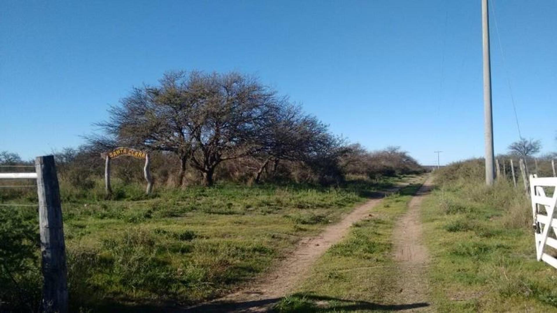 Campo en Venta en Hucal