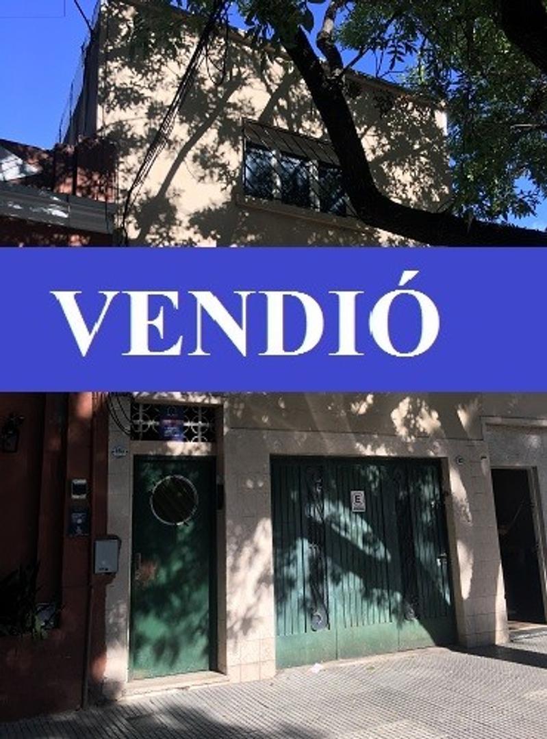 Ph en Venta en Villa Ortuzar - 3 ambientes