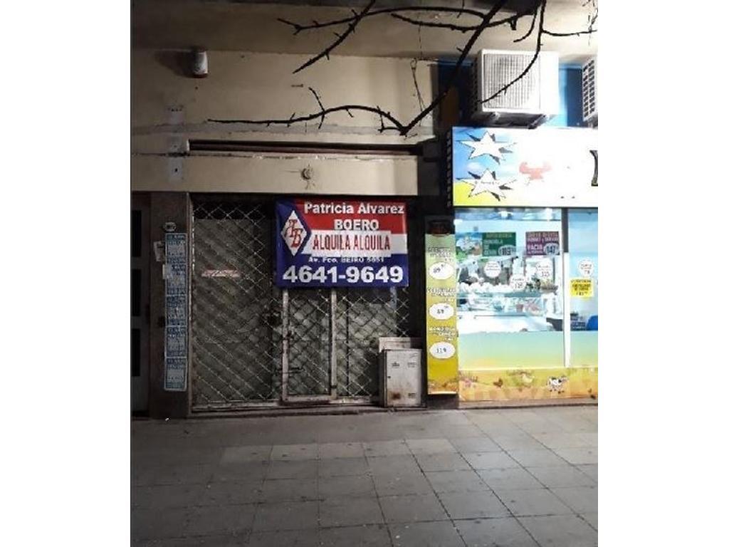 Excelente local sobre Av. Beiro 5600