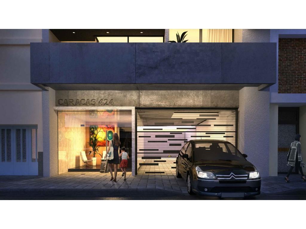 Caracas 400 - Hermoso Piso 4 Amb en Construcción con dos patios apto SUKÁ