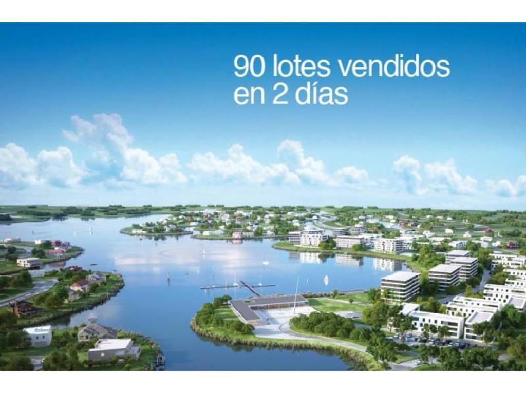PUERTOS - BARRIO COSTAS - RAMAL ESCOBAR KM 45 - LOTE 80 - 100