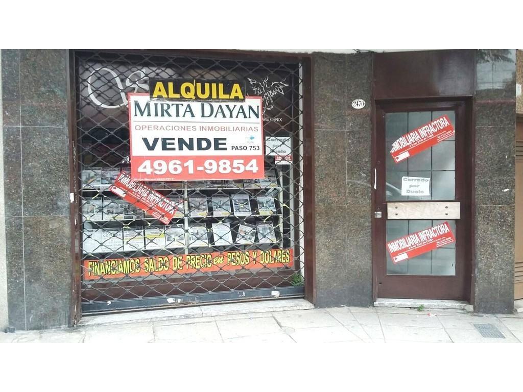 Av Cordoba 2400 - Local Barrio Norte - Exc. Ubicacion