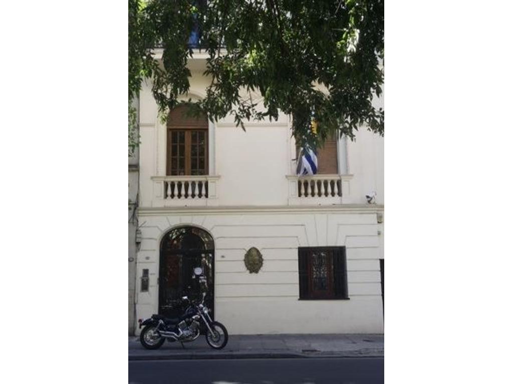Paraguay 1571, Capital Federal - Edificio en block con terraza