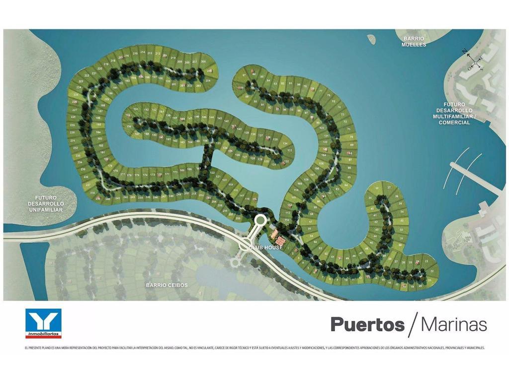 Puertos /   Marinas - Ingeniero Maschwitz - Escobar