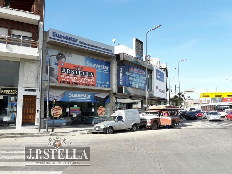 Local Losa 193 m² en 2 plantas - Juan B. Alberdi 7489 esq Gral Paz - Mataderos