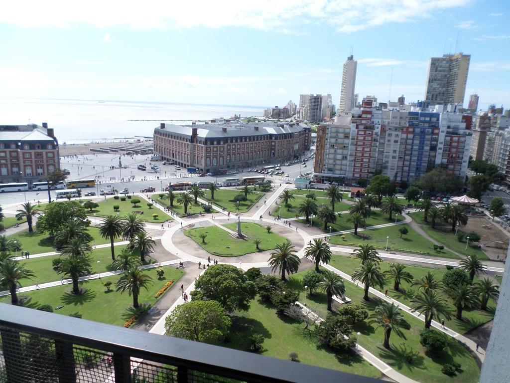 2 amb. externo c/ Balcon | Vista al mar y Plaza Colon | OPORTUNIDAD.