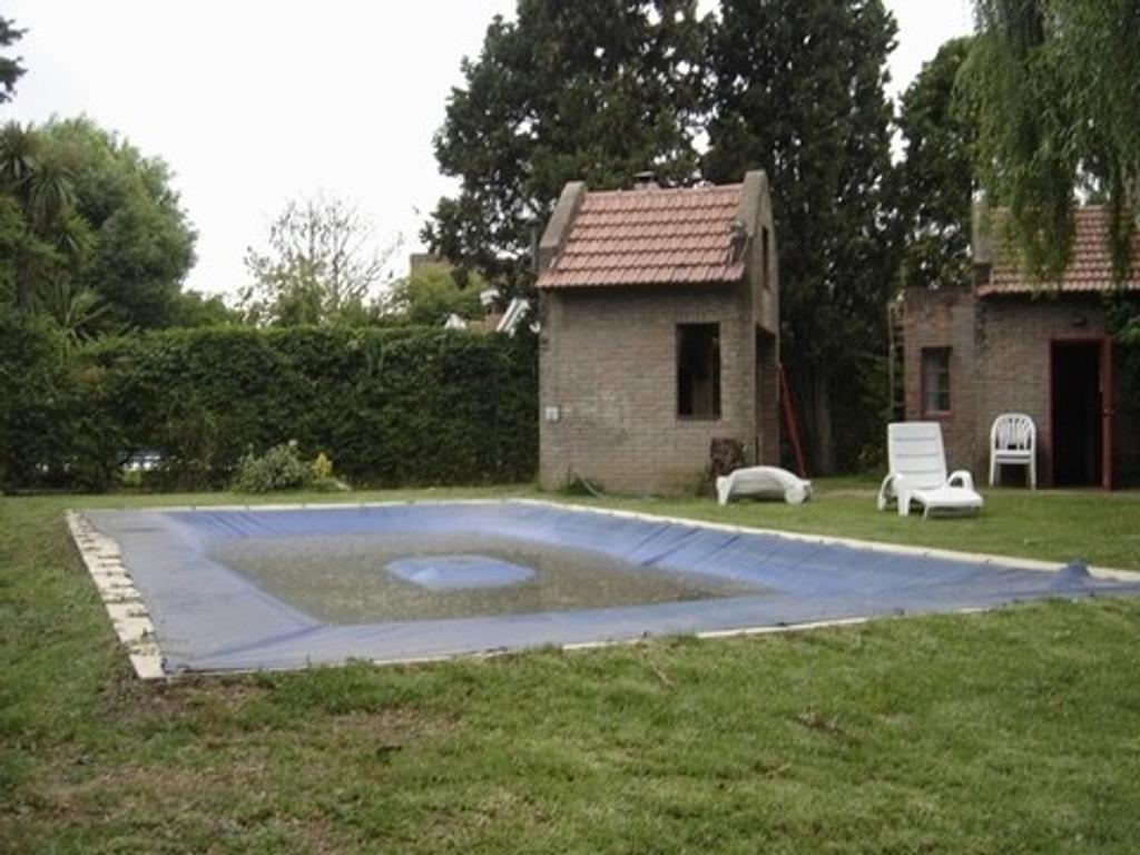 Dueño alquila  Fines de Semana - Country Las Lajas - Pileta-Quincho-Garage-Segur. Privada