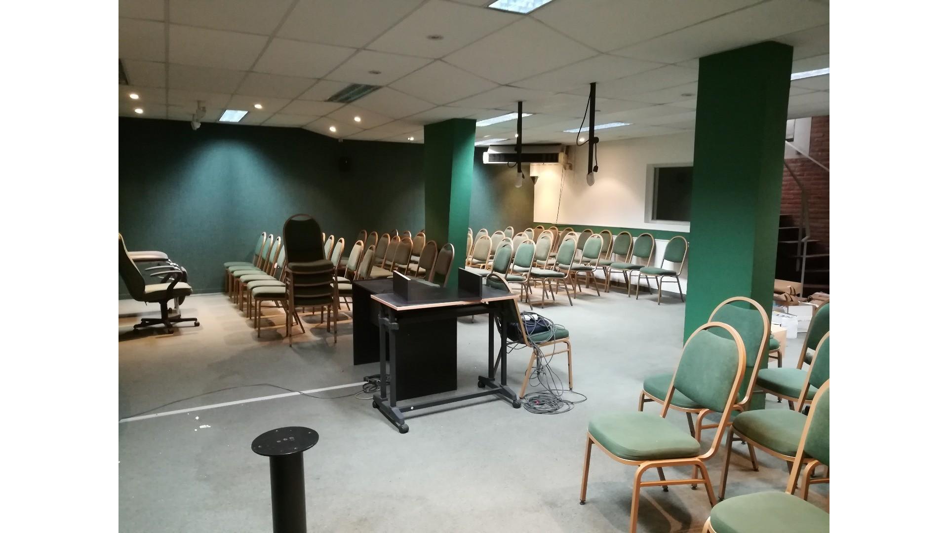 Oficina con depósito en inmejorable ubicación, dueño directo sin comisión
