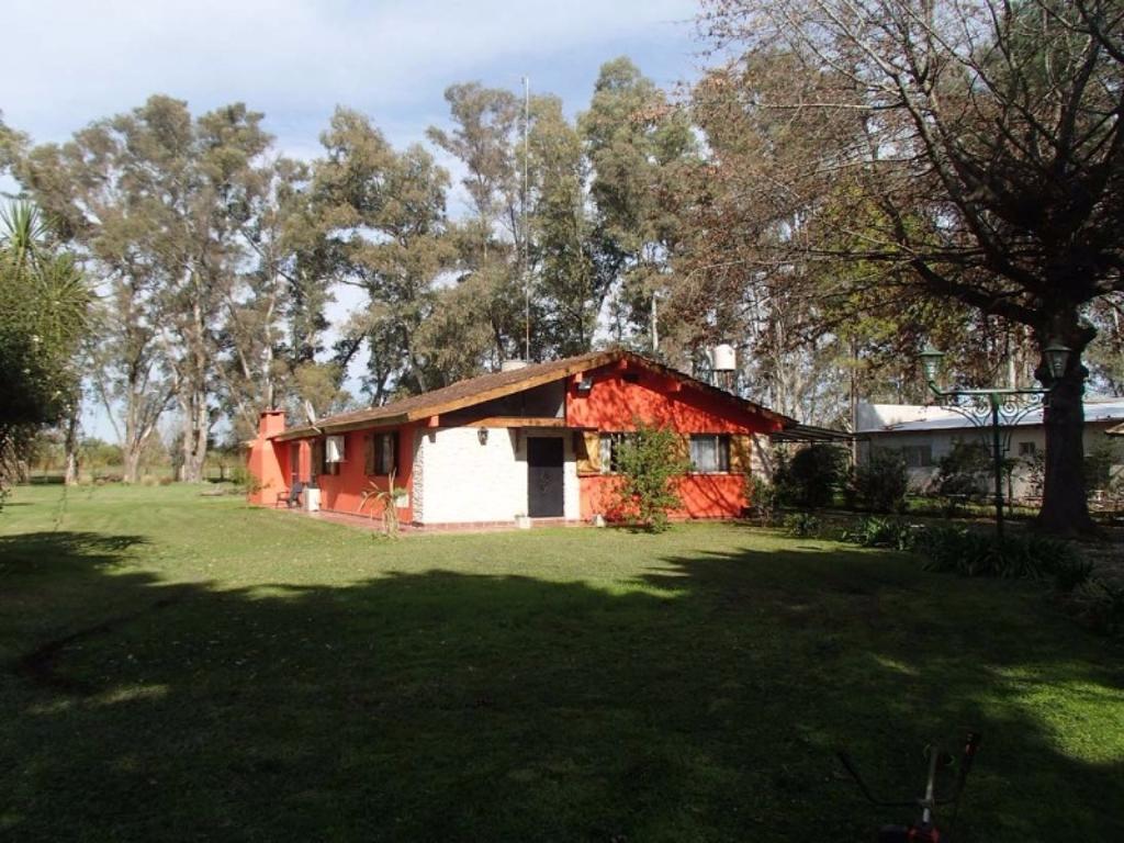 Quinta en El Remanso con excelente parque