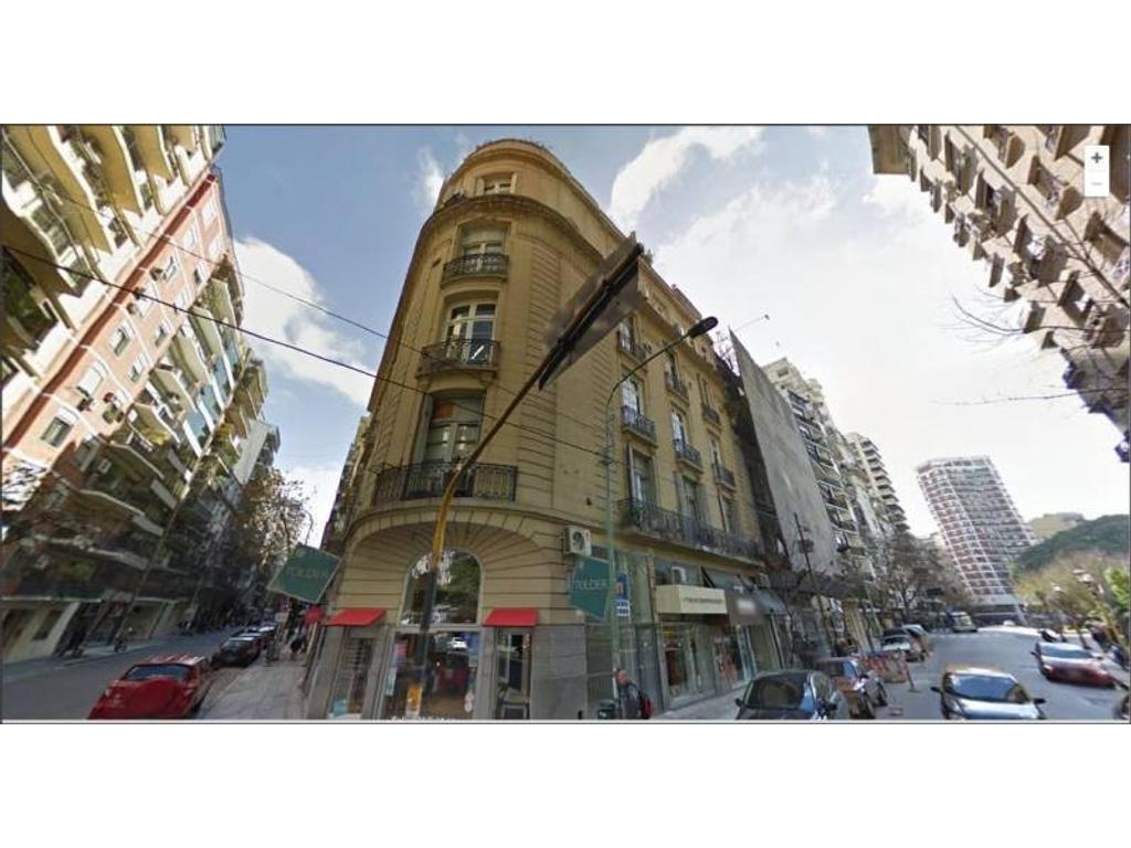 #RETASADA Oficina o Consultorio estilo Frances frente a Plaza Vte Lopez Recoleta