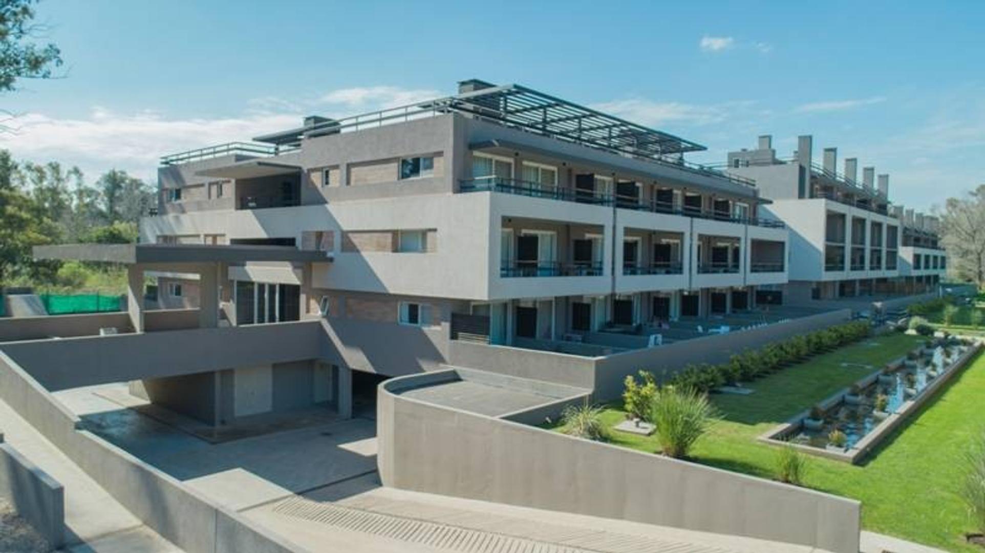 Alquiler de Mono Ambiente Amoblado en Campus Vista - Pilar