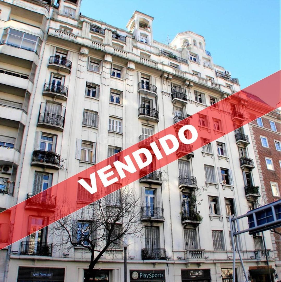 Av Córdoba 400 - Departamento 3 Ambientes y Medio